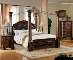 Tall Canopy Bed by Types Of Beds And Sizes
