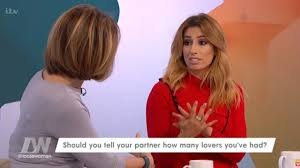 stacey solomon reveals cervical cancer scare on loose