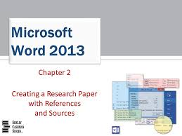 How to Format a Paper in APA Style Using Microsoft Word      and     Que Publishing