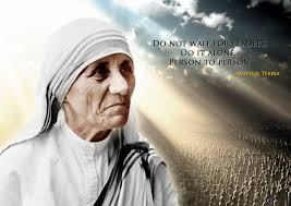 Mother Teresa Quotes On Love by 10 Amazing Epic Quotes From Life Mother Teresa Youtube