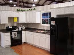 decoration ideas perfect black granite counter top in white