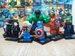 Review] เลโก้จีน - Avengers - YouTube