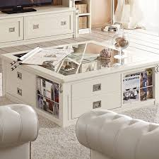 modern wood and glass coffee table coffee table terrific white coffee table with storage ideas