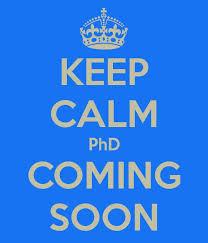 Dissertation for phd