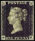 Penny Black - Wikipedia, the free encyclopedia
