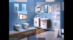 brown and blue bathroom decorating ideas youtube