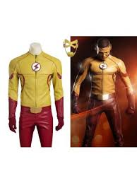 Flash Halloween Costumes Flash Season 2 Barry Allen Red Cosplay Costume Halloween Costumes