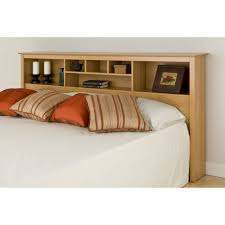 bedroom bookcase headboard king bed with bookcase headboard