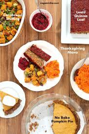 popular thanksgiving recipes vegan lentil quinoa loaf vegan cornbread stuffing spicy