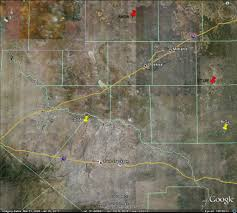 Google Maps Time Zones by Coyanosa 2e Pecos County Texas Home To Wtm Station 63