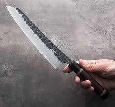 tojiro k tip gyuto 215mm handmade chef knife from niigata japan