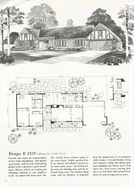 Vintage Home Design Plans Design B 2318 Vintage House Plans French Country And Tudor Styles
