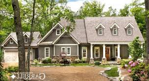 satisfying cottage style house plans also lake front home designs