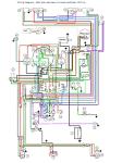 Team Minicorp.net - Austin Mini Cooper - schéma électrique