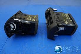lexus hybrid rx450 set 2 left right dashboard panel outer air vent grille lexus rx450
