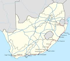 Africa Map Game by N2 Road South Africa Wikipedia