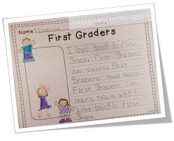 writing a composition paper teaching with love and laughter kindergarten and first grade writing kindergarten and first grade writing