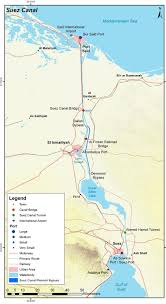 Map Of The Red Sea Suez Canal U2013 The Adventures Of Pelorus Jack