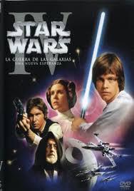 La guerra de las galaxias. Episodio IV: Una nueva esperanza (1977) [Latino]
