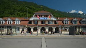 Interlaken Ost railway station