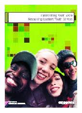 Transforming Youth Work   Resourcing excellent youth services  A