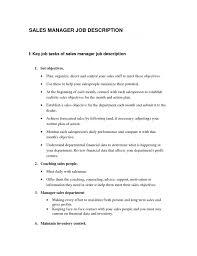 Duties And Responsibilities Of Sales Staff Inside Sales Job Description Examples Inside Sales Job Description Resume