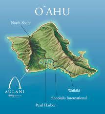 Map Of Waikiki Countdown 13 Days Until Grand Opening Of Aulani Resort U0026 Spa