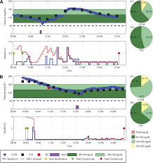 clinical evaluation of a personalized artificial pancreas