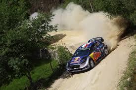 Championnat du monde des rallyes 2017