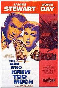 1956 The Man Who Knew Too Much
