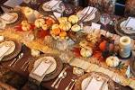 Image result for burlap thanksgiving