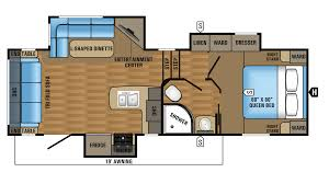 Jayco Camper Trailer Floor Plans 2017 Jayco Eagle Ht 24 5ckts Model