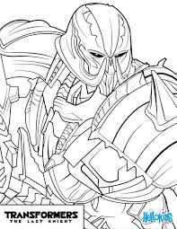 transformers megatron coloring pages hellokids com