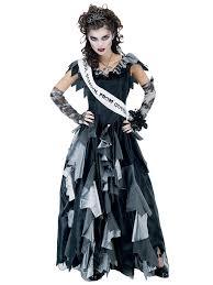 womens zombie prom queen costume horror halloween women u0027s costume