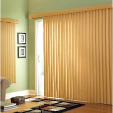 decorating awesome vertical sliding glass door blinds picture