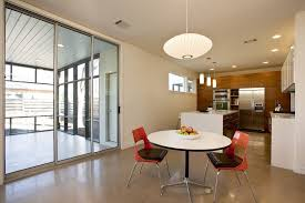 Hanging Lighting Fixtures Above Island Dining Room Contemporary - Contemporary pendant lighting for dining room