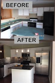 Where To Buy Cheap Kitchen Cabinets Kitchen Remodel On A Budget Everything Brand New For 7 000