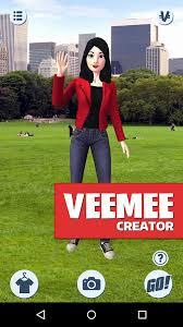 Veemee  D Avatar Creator  screenshot Google Play