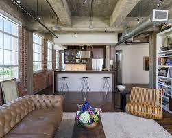 Industrial Loft Industrial Loft Apartment Interior Design And - Interior design studio apartments