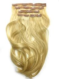 Indian Remy Human Hair Clip In Extensions by Clip In Human Hair Extensions