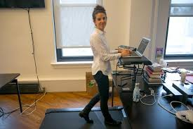 i used a treadmill desk for a month u0026 here u0027s what happened