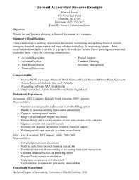 receptionist resume summary accounting resume samples resume example controller financial gif resume template accounting resume objectives for general accounting