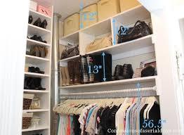 How To Make Closet Shelves by How A Built Her Closet Confessions Of A Serial Do It Yourselfer