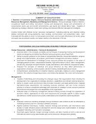 Entry Level Resume Examples by 5 Best Images Of Entry Level Hr Resume Samples Entry Human