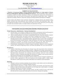 Sample Resume For Hr Director Human Resources Resume Sample Human     SlideShare