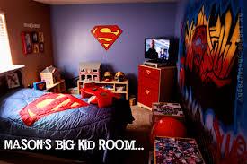 mason u0027s superman room makeover superman room superman bedroom