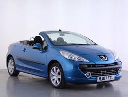 buy peugeot in usa convertible peugeot cars for sale at motors co uk