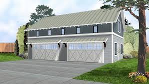 plan 62593dj 4 car garage with indoor basketball court indoor