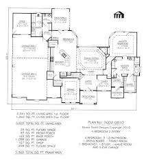 house floor plans with 3 car garage corglife