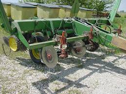 John Deere 7100 Planter by Viewing A Thread John Deere 7000 Row Cleaner Aggravation